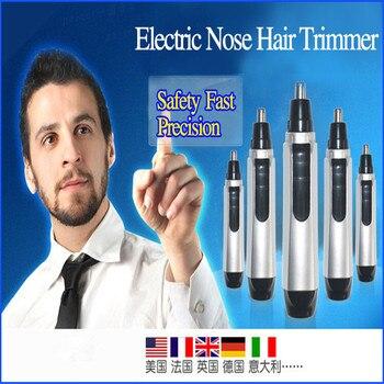 100% original nose trimmer for men hair removal face ear trimer for men beard trimmer nose waterproof trimmer for nose and ears Nose & Ear Trimmer