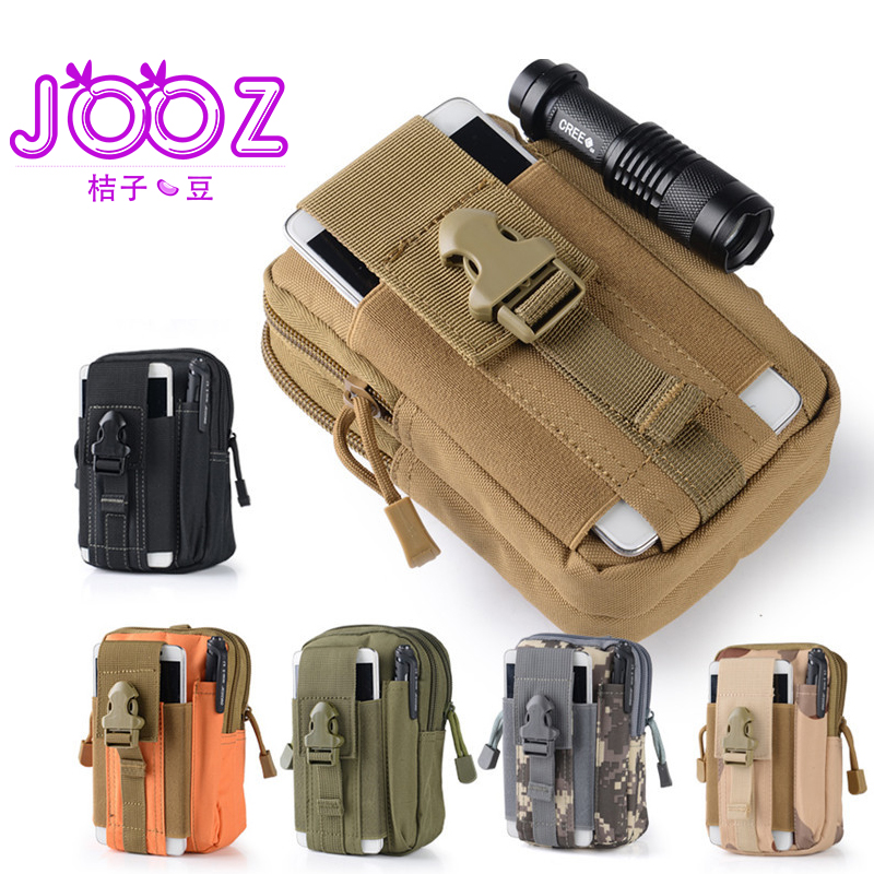 JOOZ 2018 New Handbag Thigh Drop Pack Messenger Shoulder Phone Bags Molle Pouch Belt Military Camp Pocket Waist Fanny Bag