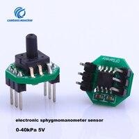5PC XGZP6847 가스 압력 전자 혈압계 센서 송신기 모듈 0-40kPa 가스 압력 센서