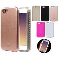 New Arrival LED Light Up Phone Case Cover Phone Protector For IPhone 5 6 6s 6plus