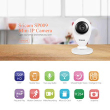 Sricam SP009 HD 720P Wireless IP Camera CCTV Wifi Video Surveillance Camera Home Security P2P Baby Monitor Indoor Camera