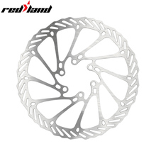 купить G3 Disc Brake Piece Rotor 160mm 180mm Mountain Bike Disc Bicycle Six Nails Bb5 Bb7 Disc Brakes Rotor Accessories по цене 58.62 рублей