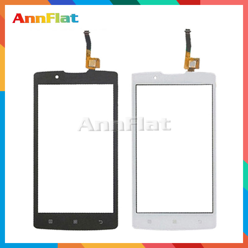 High Quality 4.5 For Lenovo A2010 Touch Screen Digitizer Front Glass Lens Sensor Panel Free Shipping