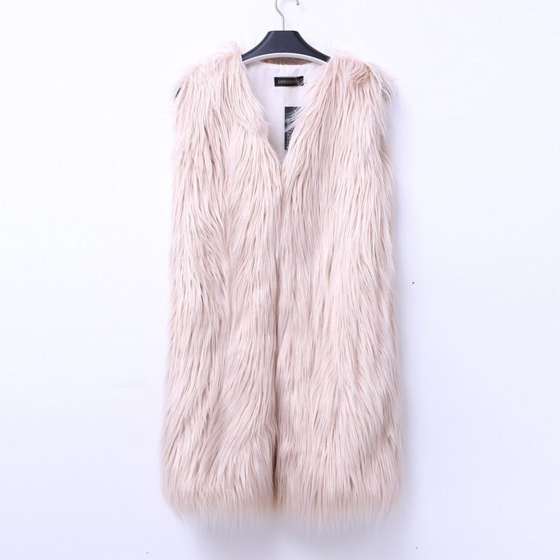 2016-Black-Faux-Fur-Long-Vest-Waistcoat-Autumn-Winter-Sleeveless-Outerwear-Women-Coats-Soft-Hairy-Overcoat (3)