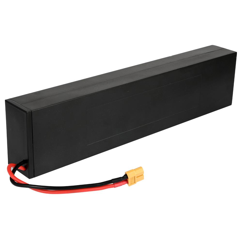 Replacement 36V 6Ah Li Battery Black spare part send from poland For KUGOO S1 Folding Electric
