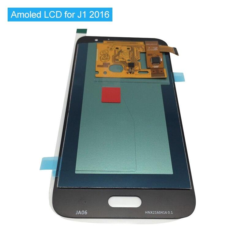 Amoled écran Lcd Pour Samsung Galaxy J120 2016 J120F J120H J120M Lcd Affichage Tactile Digitizer Assembler qualité supérieure J120 Lcd