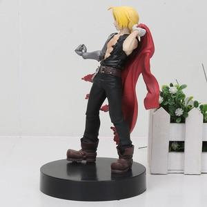 Image 3 - Fullmetal Alchemist Figuur Edward Elric Speciale Figuur Japanse Anime Manga Collectible Model Speelgoed 16Cm