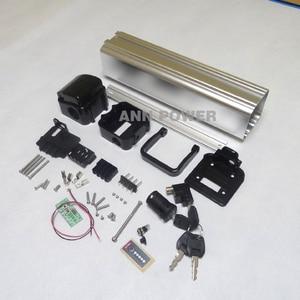 Image 3 - Gratis Verzending Elektrische Fiets 24V Batterij Doos E Bike Lithium Batterij Case Voor Diy Li Ion Batterij Niet onder De Batterij