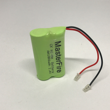 MasterFire 10pack/lot New Ni-MH AA 2.4V 1800mAh Ni MH Cordless Phone Battery Rechargeable Batteries Pack With Plugs