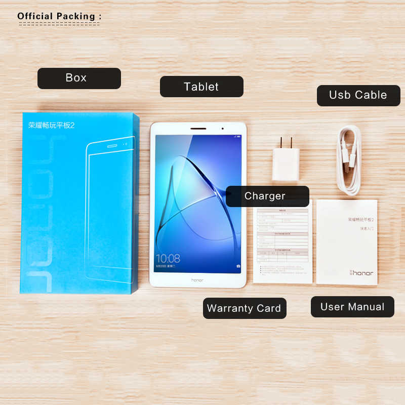 Глобальная прошивка huawei Honor MediaPad T3 8 дюймов планшетный ПК Honor Play планшет 2 8,0 дюймов Snapdragon 425 четырехъядерный Android 7,0