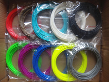 22 color or 20 color or 10 color/set 3D Pen Filament ABS/PLA 1.75mm Plastic Rubber Printing Material For 3D Printer Pen Filament