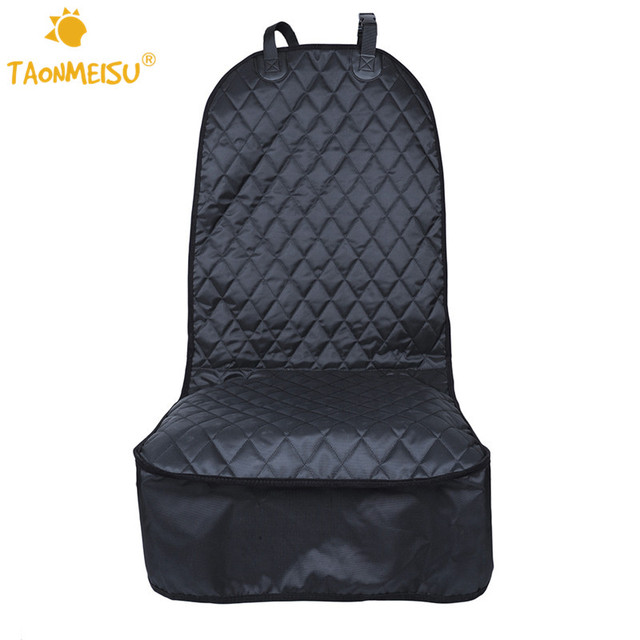 TAONMEISU Oxford Waterproof Card Seat Cover Pets Car Front Protector Dog Cat Puppy Mat