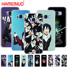 Hameinuo Noragami Anime Keren Cell Phone Case Cover untuk Samsung Galaxy S9 S7 Edge Plus S8 S6 S5 S4 S3 mini(China)