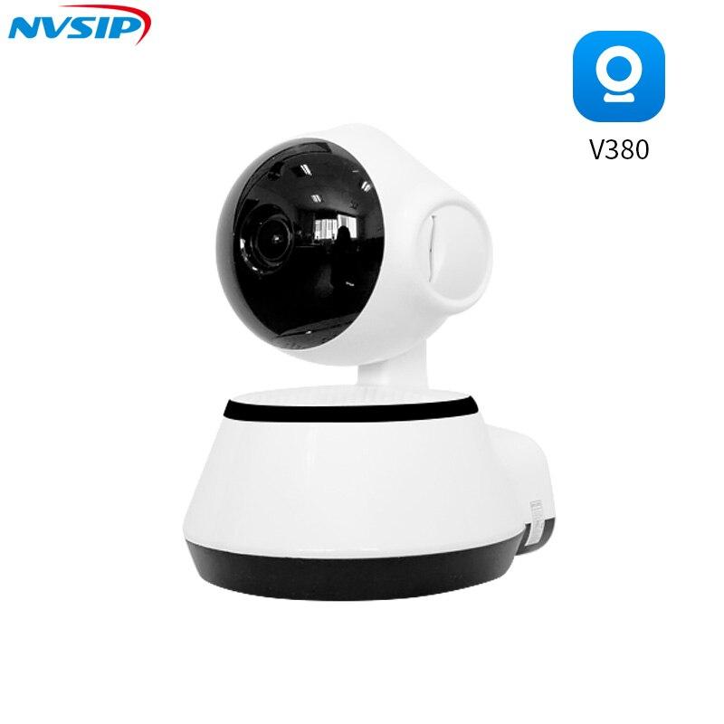 EU V380 720P WiFi IP Camera IR Night Vision Security Surveillance Camera Hot