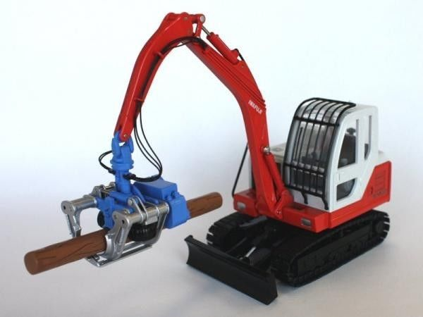 1/32 Iwafuji CT-500/GP-532 processor Forest Machine Diecast Model Replicars toy футболка toy machine leopard brown