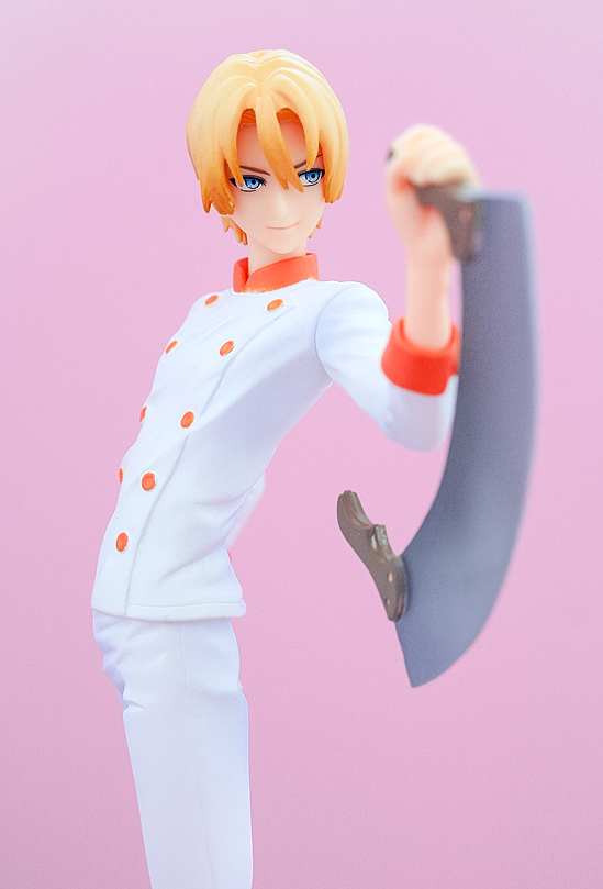 1/8 Furyu Japanese original anime figure Shokugeki no Soma Takumi Aldini action figure collectible model toys for boys 17cm japanese original anime figure shokugeki no soma megumi tadokoro action figure collectible model toys for boys