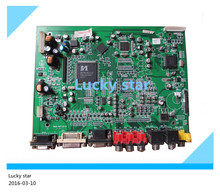 95% new for 37L88IW motherboard driver board 5800-A8TTJ0-02 with screen T370XW01