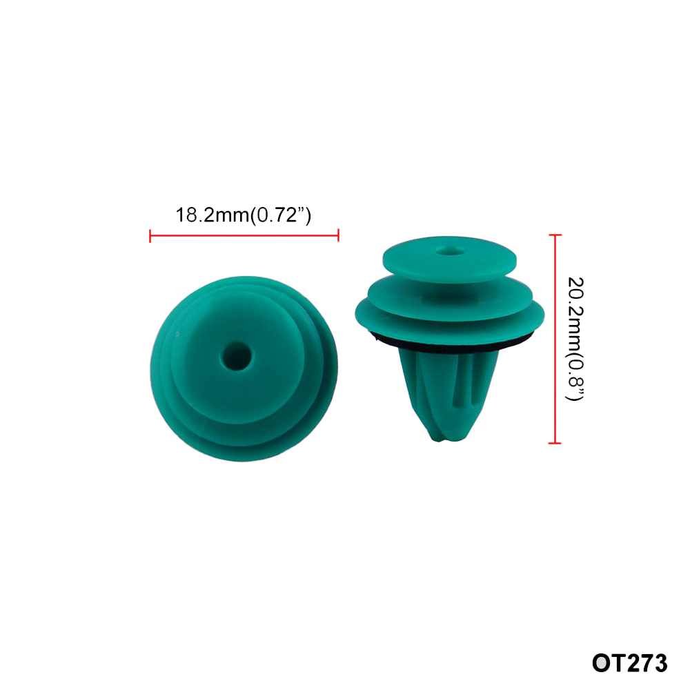 Image 5 - 25Pcs Auto Car Viehcle Plastic Fastener Rivet Retaining Push Clips Stuff Accessories for Toyota 90467 10188-in Auto Fastener & Clip from Automobiles & Motorcycles