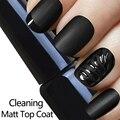 Ali Lowest Price Guaranteed Top Matte Coat Cleaning Matt Coat Nail Gel Polish Matte Top coat LED UV Nails Matt Top Coat