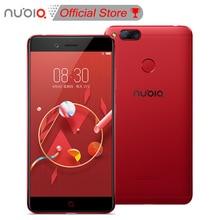 Nubia Z17 Mini 5.2Inch Mobile Phone 4GB RAM 64GB ROM Snapdragon MSM8976 652 Octa Core Dual Back Camera Fingerprint 1920*1080 FHD