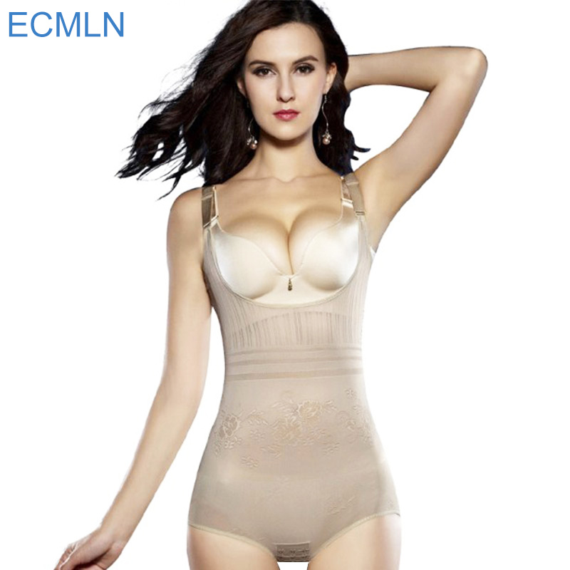Women's Tummy Control Underbust Slimming Underwear Shapewear Body Shaper Control Waist Cincher Firm Bodysuits 2018 New Fashion