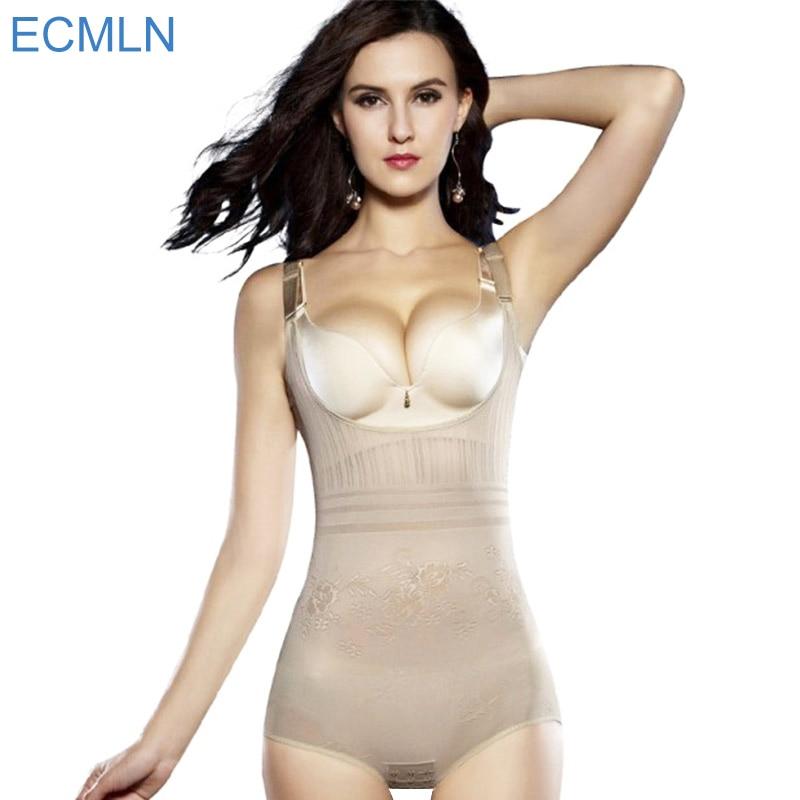Women's Tummy Control Underbust Slimming Underwear Shapewear Body Shaper Control Waist Cincher Firm Bodysuits 2018 New Fashion