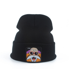 KAME Dragon Ball Casual Beanies for Men Women Fashion Skulli