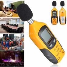DHL 20 sztuk cyfrowy dźwięk tester ciśnienia miernik poziomu 30 ~ 130dB decybeli hałasu pomiaru bateria nie wliczone w cenę (kolor pomarańczowy) tanie tanio Description Show CKINNFON See Description