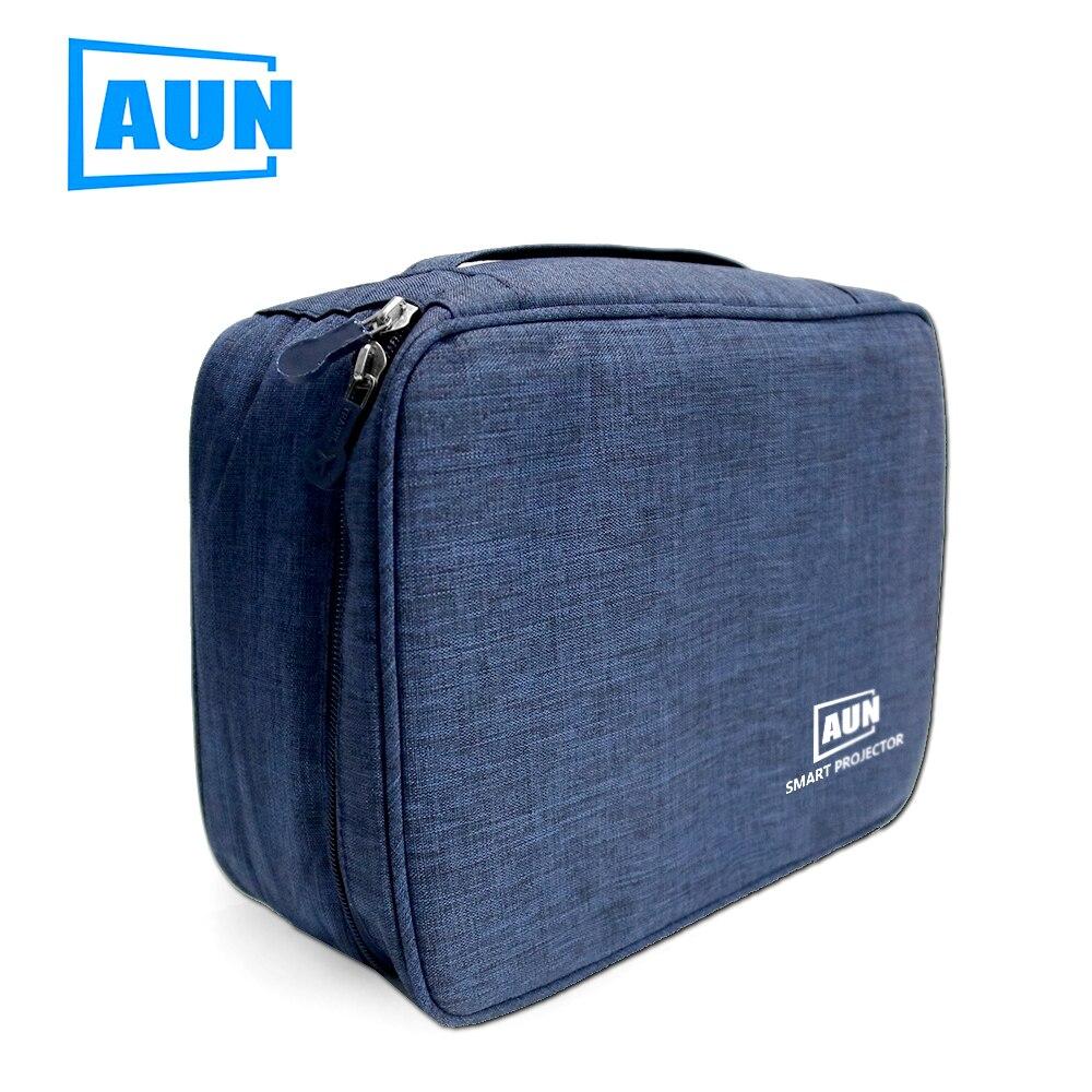 AUN LED Projektor Original Lagerung Tasche Für AKEY1 C80 Für VIP Kunden Mini Projektor (Upgrade die AUN tasche In die detail) SN02
