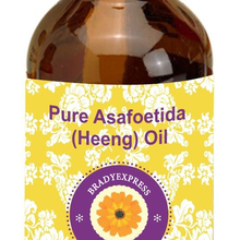 FRee Shipping Pure Asafoetida (Heeng) Essential oil (Ferula