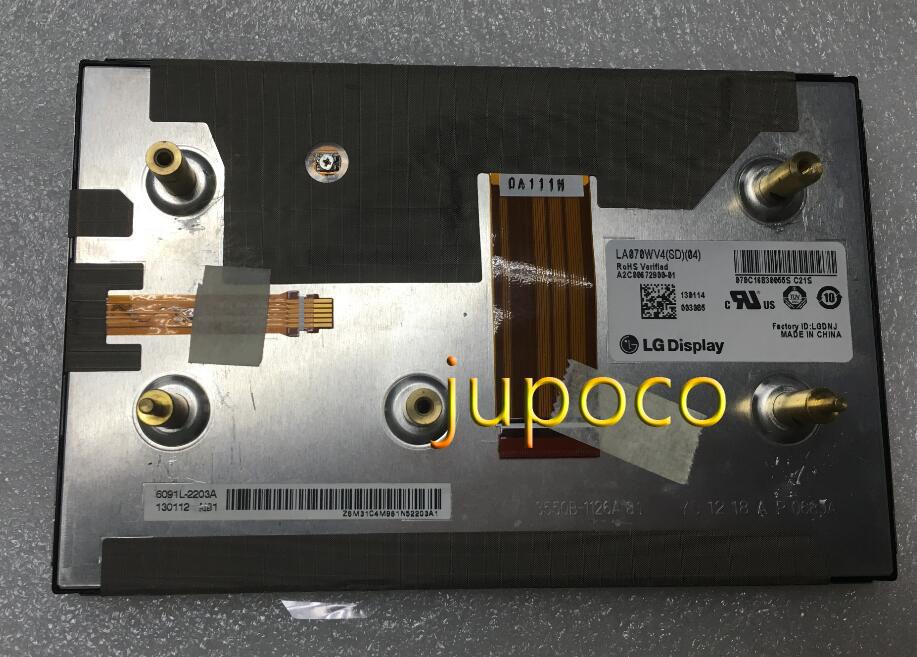 4 шт. LA070WV4SD04 LA070WV4 SD04 LA070WV4 (SD) (04) LG display ЖК дисплей модуль 7 дюймовый ЖК дисплей для mer опережает автомобильной навигации аудио системы
