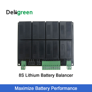 Image 1 - QNBBMแบตเตอรี่ลิเธียมEqualizer 8S 24V Balancer LiFePO4 LTO NCM LMO 18650 DIYแรงดันไฟฟ้าBalancing