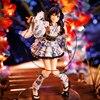 21CM Pvc Japanese Anime Figur Love Live Sonoda Umi Kimono Dressing Action Figure Collectible Model Toys