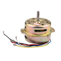 6 Line Electric Fan Fittings 65W 220V Special Motor for Air Conditioning Fan/Cold Fan 220V Pure Copper Wire Fan Motor