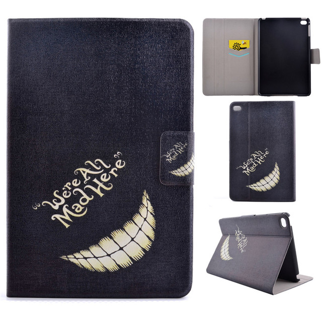 Cover Case for Apple iPad Mini 4 Tablet Case + film
