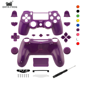 Image 1 - Gloss Controller Shell For Play Station 4 Cover Price Games Replacement Original Wireless Custom For PS4 Housing