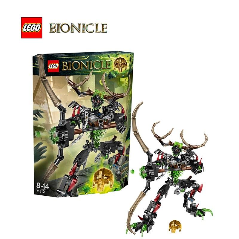 ФОТО LEGO Bionicle Umarak the Hunter Architecture Building Blocks Model Kit Plate Educational Toys For Children L71310