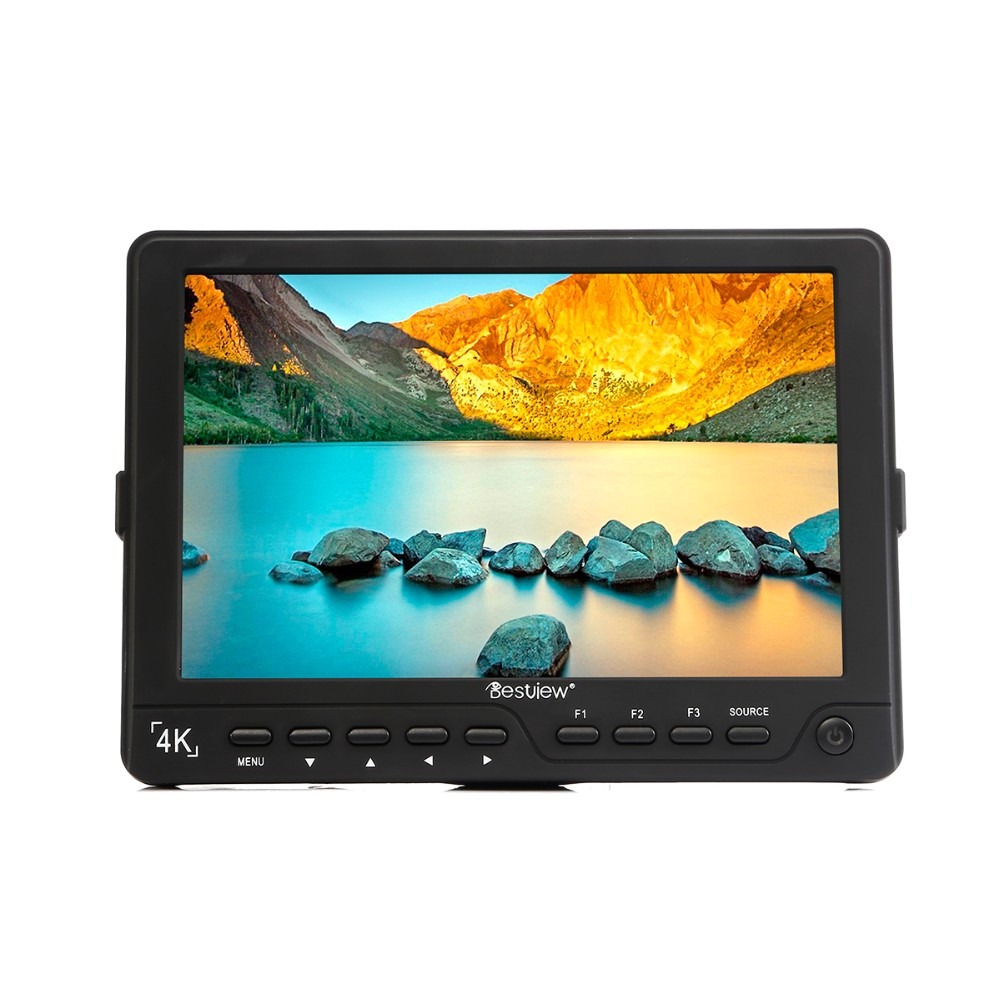 BESTVIEW S7 II 4K camera External display HDMI HD monitor video TFT field 7 inch DSLR lcd monitor shootout 1920*1200 for Canon