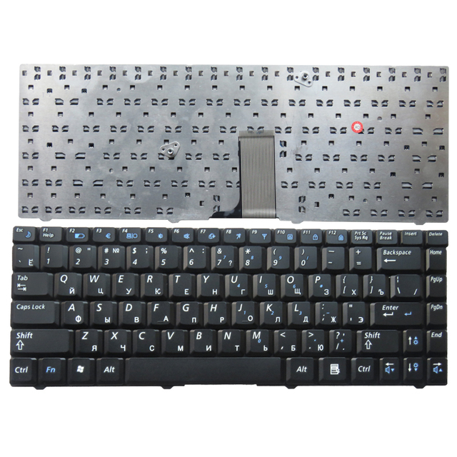 Россия Новая Клавиатура ДЛЯ SAMSUNG Samsung R519 NP-R519 RU клавиатура ноутбука