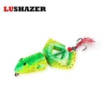 LUSHAZER Fishing vib plastic lures 7cm 12.5g crank baits iscas artificiais para pesca cheap China products fish wobbler bait