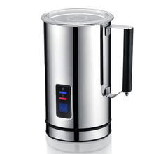 250ml Automatic Electric milk frother for coffee Maker cappuccino Latte Stainless Steel Household Appliances 220-240V 650W