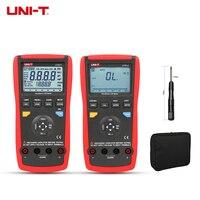 UNI T UT612 USB Интерфейс 20000 графы LCR метров ж/индуктивность частота Тесты и отклонение отношение