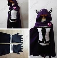 Anime the very lovely tyrant of love Gree Uniforms Cosplay costume Custom Made Bleach Cloak Koi suru Bou kun