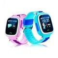 Smart watch para kid com funções de telefone anti-perdido tracker real-time location monitoramento sos ajudar os pais a saber crianças melhor