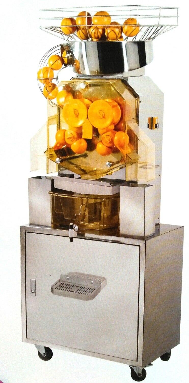Бесплатная доставка 110 В 220 В большой выход и быстрая скорость автоматической промышленных Orange сок и Lemon extractor