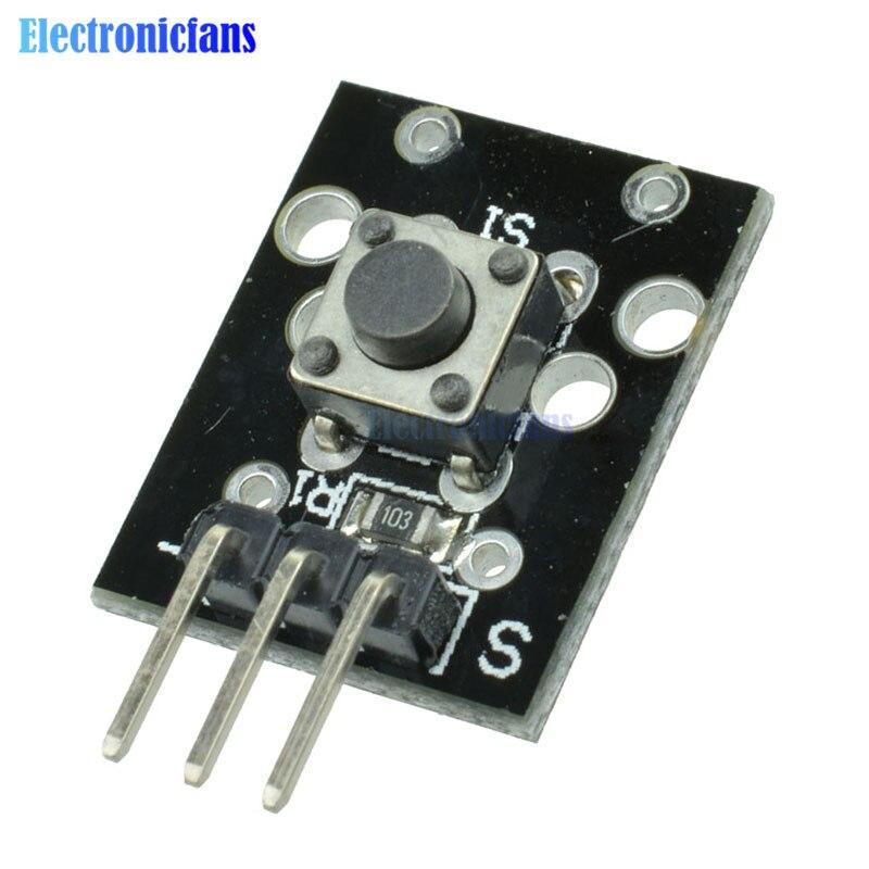 KY-004 Key Switch Module For Arduino AVR PIC UNO MEGA2560 Breadboard