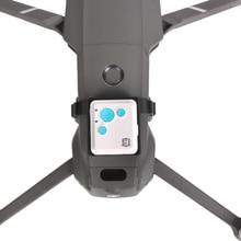 3D מודפס DJI Mavic 2 פרו RF V16 GPS Tracker הרכבה סוגר בעל הרכבה Fit locator תומך עבור DJI MAVIC 2 זום Drone