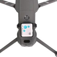3D gedruckt DJI Mavic 2 Pro RF V16 GPS Tracker montage Halterung Halter Montage Fit locator Supporter für DJI MAVIC 2 ZOOM Drone