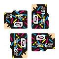 Original ld tarjeta sd micro 16 gb/32 gb/64 gb/128 gb uhs-1 de 4 gb/8 gb class6 tarjeta de memoria memoria flash universal para teléfonos inteligentes