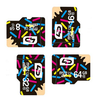 Original LD Micro SD Card 16GB 32GB 64GB 128GB Class10 UHS 1 4GB 8GB Class6 Memory